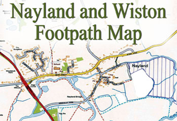 New Footpath Map