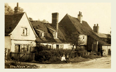 Nags Cottages 1927